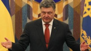 Petro Poroshenko, 4 Nov