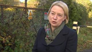 Natalie Bennett, of the Green Party