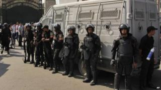 Egypt under fire during UN Human Rights Council review