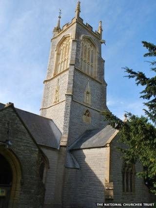 St Michael's Church, Othery, Somerset