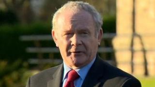 Martin McGuinness