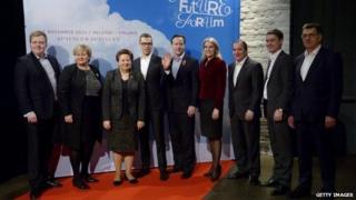 Northern leaders' summit