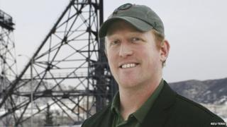 Retired US Navy Seal Robert O'Neill (file image)