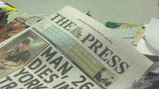 York Press newspaper