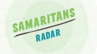 Samaritans Radar logo