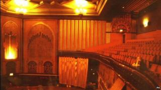 Former Granada cinema