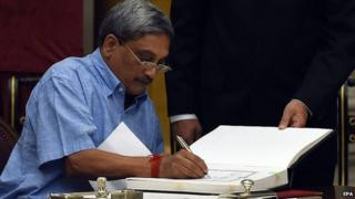 "Defence minister Manohar Parrikar has promised to take ""speedy decisions"""