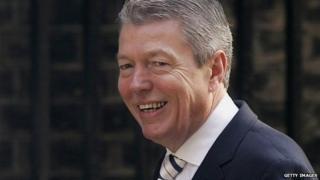 Alan Johnson MP