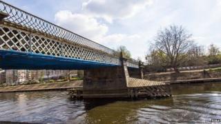 Scarborough Railway Bridge