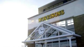 Morrisons store, Enfield