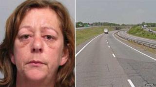 Tracey Matthews/A14 Copdock interchange