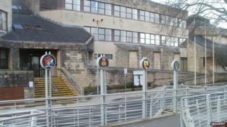 Bridgend council headquarters