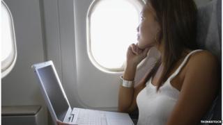 In flight wi-fi