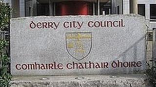 Derry City Council offices