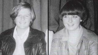 Helen Scott and Christine Eadie were killed in 1977