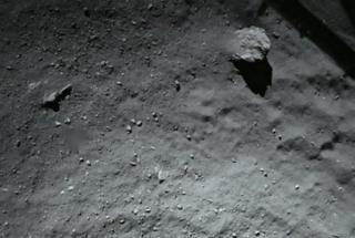 Rosetta: Scientists await news of 'bouncing' comet probe