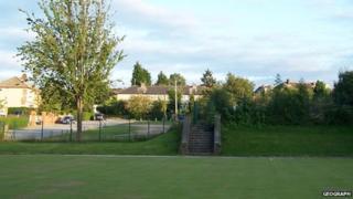 Thorncliffe Recreation Ground, Sheffield