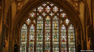 Jesse Window, Wells Cathedral