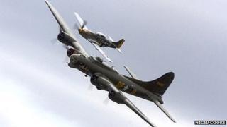 Duxford air show 2009