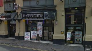 The Happy Chip in Newcastle
