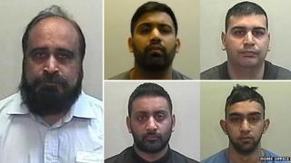 Khadham Hussain, Adnan Hussain, Adam Ashraf, Numan Shafi, Gibran Hussain