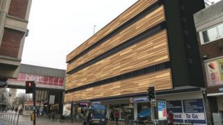 Kings Walk shopping centre, Gloucester