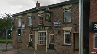 Carters Arms pub