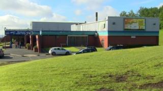 Ballysillan leisure centre