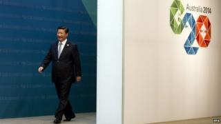 Xi Jinping urged world leaders to establish an inclusive and orderly international financial system