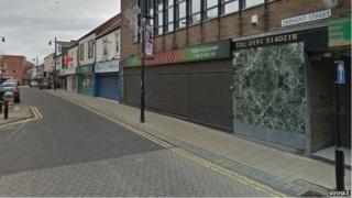 Derwent Street, Sunderland