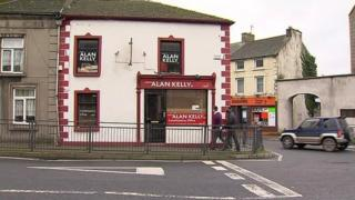 Alan Kelly's constituency office in Nenagh, County Tipperary
