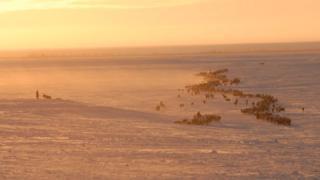 Nenet reindeer herders on the remote Yamal Peninsula in Northern Siberia