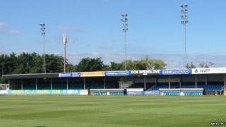 Stadiwm Corbett Sports