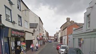 Sussex Street, Rhyl