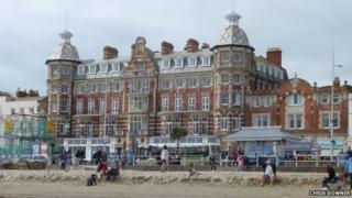 Royal Hotel, Weymouth