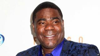 Tracy Morgan, pictured in April 2014