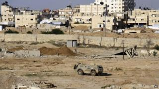 Egyptian civilians killed in North Sinai clashes