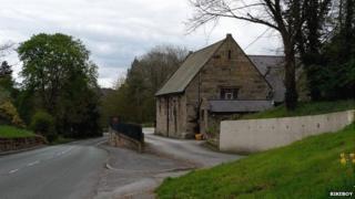 Village hall at Ashton Hayes