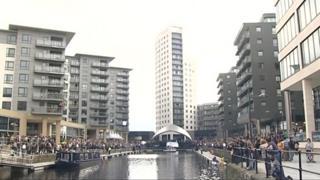 Leeds Dock