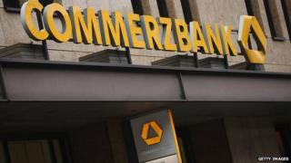 Commerzbank, Berlin