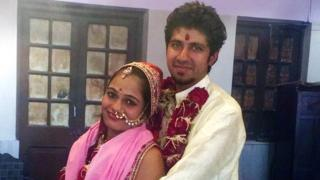 Abhishek Seth, 24, and Bhawna Yadav, 21: File photo