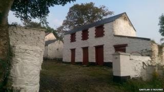 Billy Brennan's barn