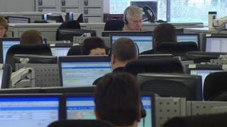 Police call centre