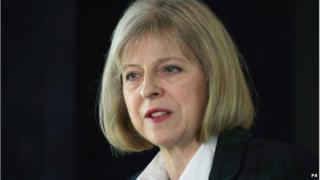 Theresa May, 24 Oct 2013