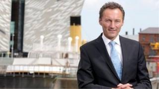 Titanic Quarter CEO David Gavaghan