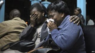 Kenya bus attack: Al-Shabab 'wants religious war'