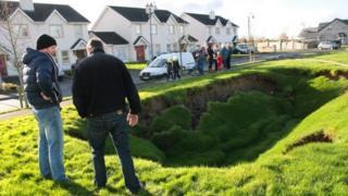 Kerry sinkhole