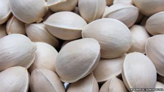 Gingko seeds