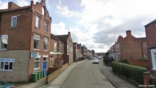Cobwell Road in Retford