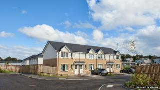 Wheatley Group housing